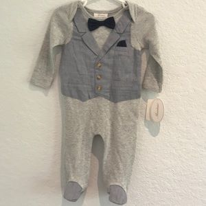 Miniclasix 6 month onepiece dress outfit